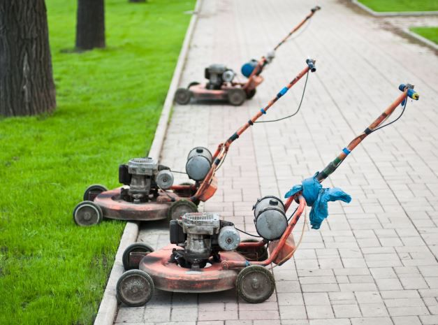 alte Rasenmaeher Ratgeber Rasenmäher Roboter: Welchen Mähroboter sollte ich kaufen?