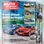 auto motor und sport Probeabo (6 Ausgaben) + Quadrocopter für 17,60€
