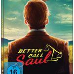 Better Call Saul – erste Staffel (Steelbook Blu-ray) für 6,99€ (statt 17€)