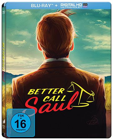 Better Call Saul – erste Staffel (Steelbook Blu ray) für 6,99€ (statt 17€)