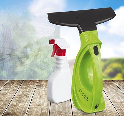 cleanmaxx Easy Plus1 cleanmaxx Easy Plus Fensterwischer für 19,99€ (statt 29€)