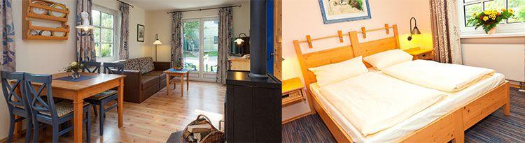 2 ÜN im 4* Dorfhotel Fleesensee im Apartment inkl. Kleintierzoo ab 95€ p.P. (2 Kinder bis 14 gratis)