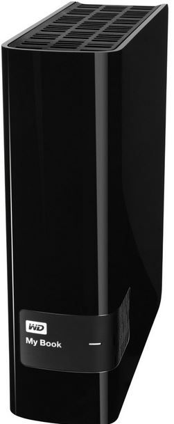 Western Digital 3TB My Book Mac   externe USB3.0 Festplatte (Time Machine) für 103,99€