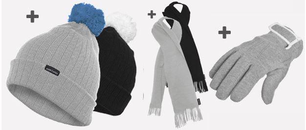 gratis zur Jacke URBAN CLASSICS   Winter Jacken & Parkas für Damen & Herren + Mütze + Schal für 39,90€