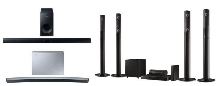 Samsung HT J5550W   5.1 3D Blu ray Heimkinosystem für nur 355€ und mehr Amazon Heimkino Angebote heute
