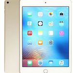 Apple iPad mini 4 16GB WiFi + 4G in Gold für 429€ (statt 462€)