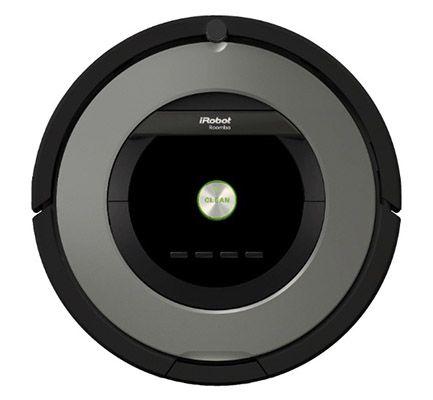 iRobot Roomba 866 iRobot Roomba 865 Saugroboter für 444,44€ (statt 529€)
