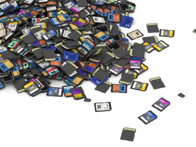 microSD Karten Die beste microSD Karte   64 GB Samsung EVO Plus
