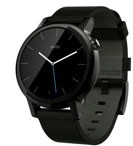 Motorola Moto 360 (2. Gen) Smartwatch für 194,20€ (statt 252)