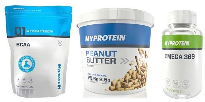 25% auf Rabatt auf Whey etc. + gratis 1kg Protein ab 60€ bei Myprotein