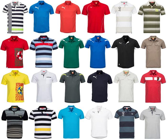 Puma Herren Poloshirts für 12,99€ inkl. Versand