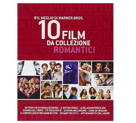 Romantik Collection by Warner Bros.   10 Blu rays für 18,64€