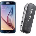 o2 Allnet (1GB und AP frei) + Samsung Galaxy S6 + Bluetooth-Adapter für einmalig 9€ und 24,99€ mtl