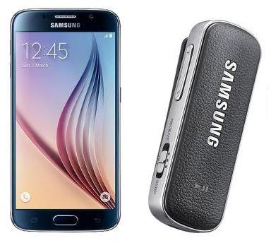 o2 Allnet (1GB und AP frei) + Samsung Galaxy S6 + Bluetooth Adapter für einmalig 9€ und 24,99€ mtl