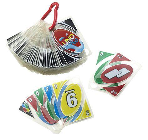 UNO H20 to go   Kartenspiel für 7,49€   Schnell sein!