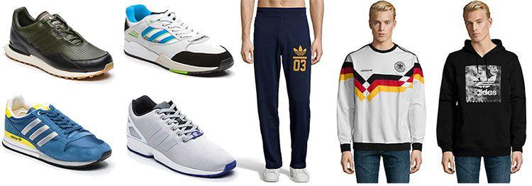 Adidas Sale mit Rabatten auf jede Menge Sport Klamotten & Schuhe