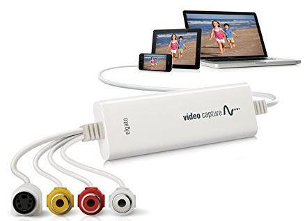 Elgato Video Capture + Bearbeitungs Software (zur VHS Digitalisierung) für 49,90€