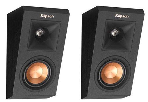 2 Klipsch RP 140SA Schnell! 2 Klipsch RP 140SA Lautsprecher für 399€ (statt 594€)