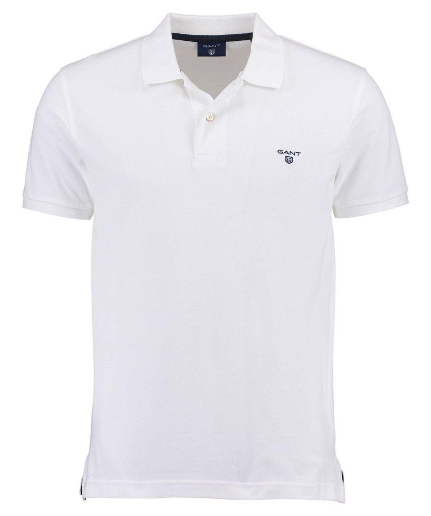 Gant Herren Kurzarm Poloshirt verschiedene Farben für je 44,90€ (statt 56€)