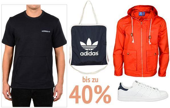 Adidas und mehr Marken im Oster Deal by Hoodboyz mit bis 60% Rabatt