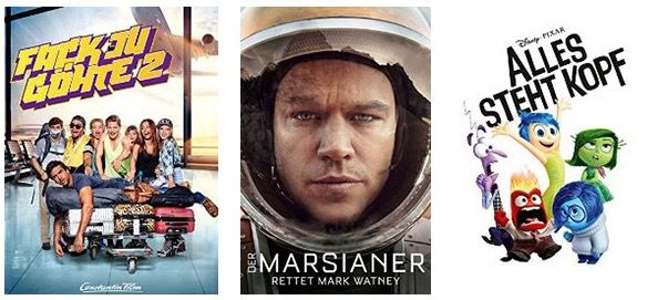 Amazon Leihfilme 50% Rabatt auf einen Leih Film bei Amazon