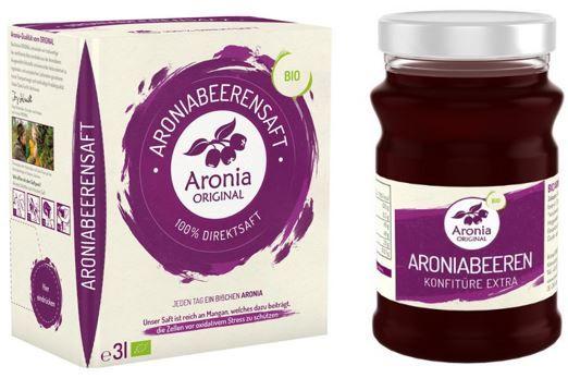 Aronia Bio Produkte günstig als Amazon Tagesangebot