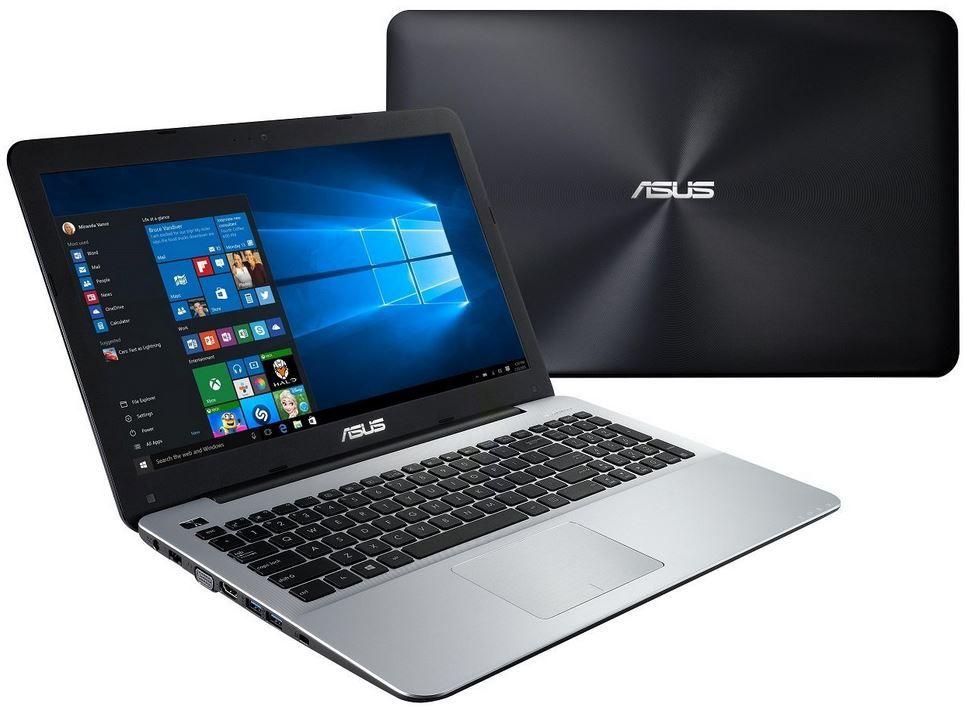 Asus F555UB XO111T   15,6 Zoll HD Notebook mit i5, 8GB RAM, 256GB SSD für 529€