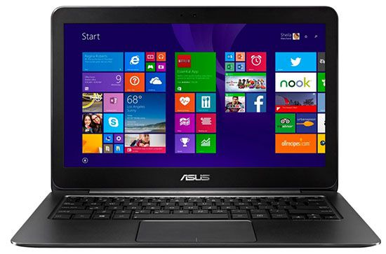 Asus Zenbook UX305LA FB011H Asus Zenbook   13,3 Zoll mit QHD+ & Windows 8 für 849€ (statt 999€)