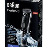 Braun HC 3050 Haarschneider für 22€ (statt 30€)