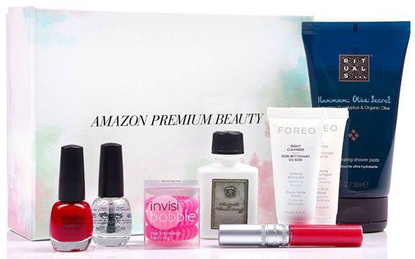 Beauty Box Gratis Beauty Box (Wert 30€) beim Kauf von Beauty Produkten im Wert von 50€
