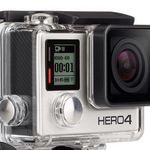 GoPro HERO 4 Silver – Actionkamera mit WiFi (refurb.) für nur 219,90€ (statt 326€)
