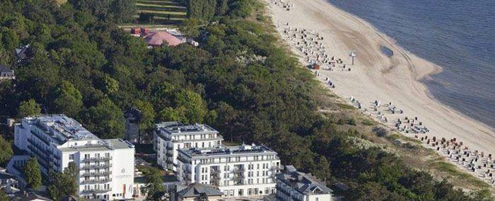 2ÜN im 5* Steigenberger Grandhotel in Heringsdorf + Spa & Frühstück ab 189€ p.P.