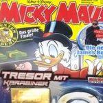 13 Ausgaben Micky Maus für effektiv 11,33€ (statt 31,33€)