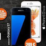 Samsung Galaxy S7 + otelo Allnet-Flat L mit 1,25GB für 35,37€mtl.