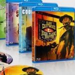 The Clint Eastwood Blu-ray Boxset für 20,65€