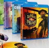 The Clint Eastwood Blu ray Boxset für 13,90€