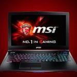 10% Rabatt auf MSI Gaming Notebooks