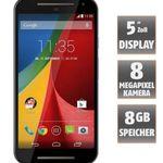 Motorola Moto G (2. Generation) Android 5 Smartphone für 99€ (statt 113€)