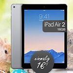 Vodafone DataGo L 6GB LTE + iPad Air 2 oder iPad Pro ab 27,49€ mtl.