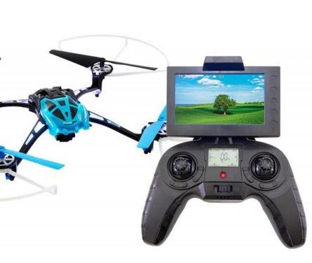 XciteRC Rocket 250 3D FPV Quadrocopter für 144,98€ (statt 190€)