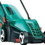Bosch ARM 34 Elektro-Rasenmäher für 99,90€ (statt 127€)