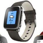 Pebble Time Steel Smartwatch für 155,89€ (statt 198€)