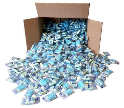 10kg Spülmaschinentabs 12 in 1 (ca. 500 Stück) für 24,90€
