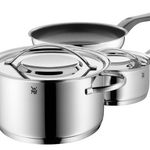 WMF Gala Plus – 3-teiliges Kochgeschirr Set für 69,99€ (statt 94€)