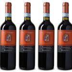 6 Flaschen italienischer Reggio Barbera Piemonte DOC für 28,89€
