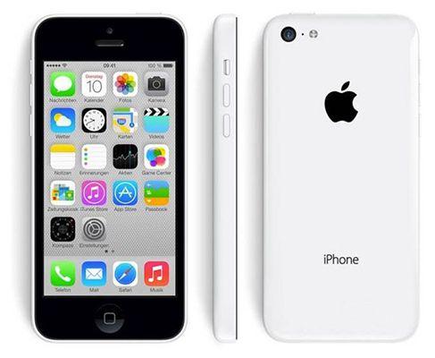 Apple iPhone 5C 8GB Weiß für 139,95€ (statt 230€)   B Ware!