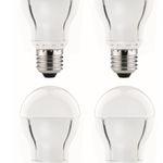 4er Pack Paulmann LED Leuchtmittel 7W E27 für 14,99€ (statt 22€)