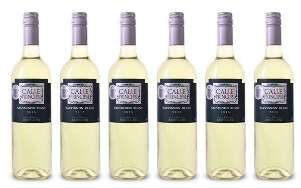 6 Flaschen Bodegas Vinedos Contralto Weißwein für 25,89€