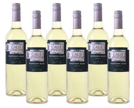 Bodegas Vinedos Contralto 6 Flaschen Bodegas Vinedos Contralto Calle Principal für 23€
