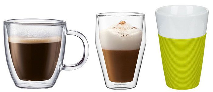 Bodum Sale Bodum Sale bei vente privee   z.B. 2 Latte Tassen ab 19€